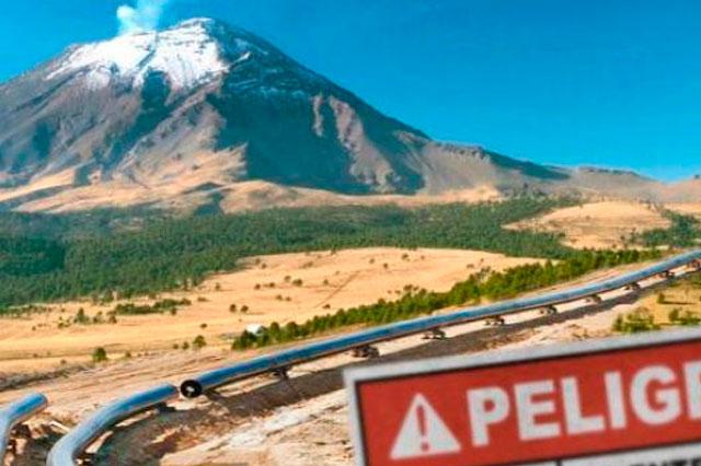 Piden a Segob dialogar con opositores a gasoducto Morelos