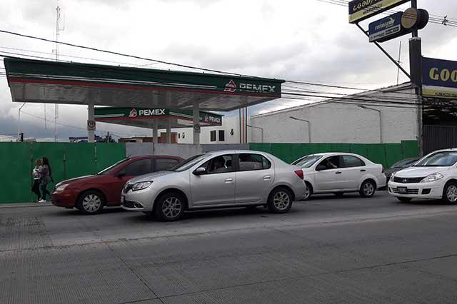 Gasolineras de Puebla dejan Pemex y se van con firma inglesa