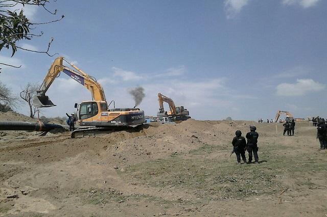 Licita gobierno carretera que pasa por gasoducto rumbo a Huajuapan