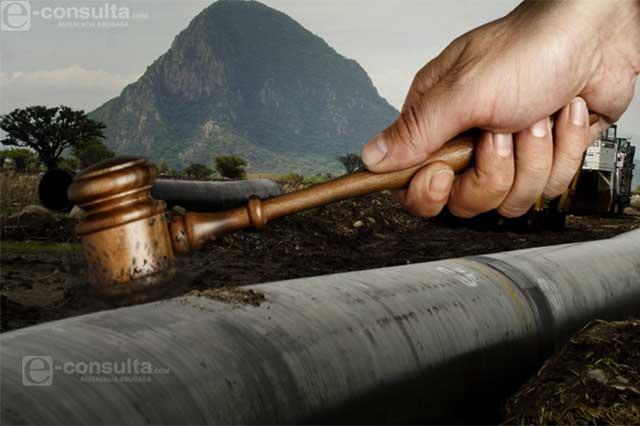SCJN podría atraer caso de opositor al Gasoducto Morelos, señala abogado