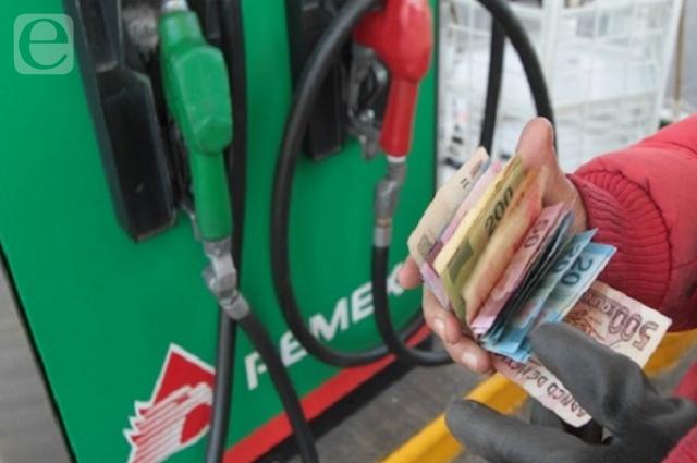 Gasolineras de Puebla roban litros y se niegan a verificación