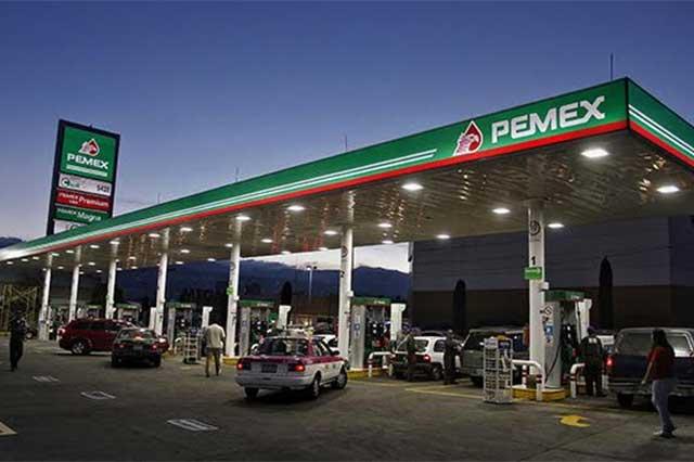 De cada 10 litros de gasolina que vende Pemex, 5 son de baja calidad