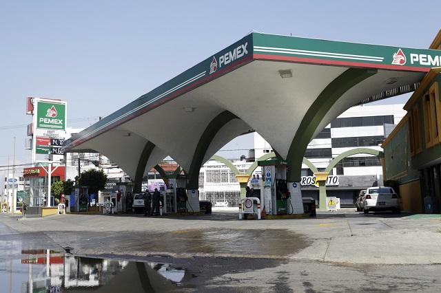 Consulta el precio de la gasolina en Puebla y otros estados