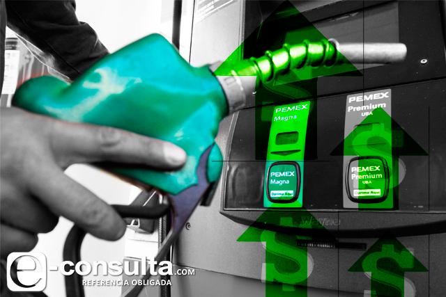 Aumentan ingresos para Puebla gracias a los gasolinazos