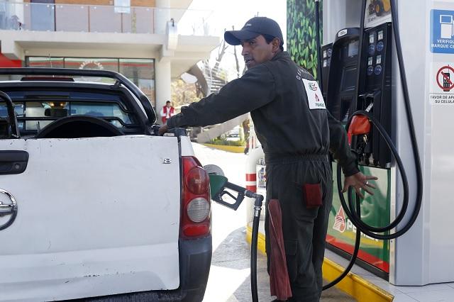 Puebla entre los 10 estados más beneficiados con gasolinazos 2017