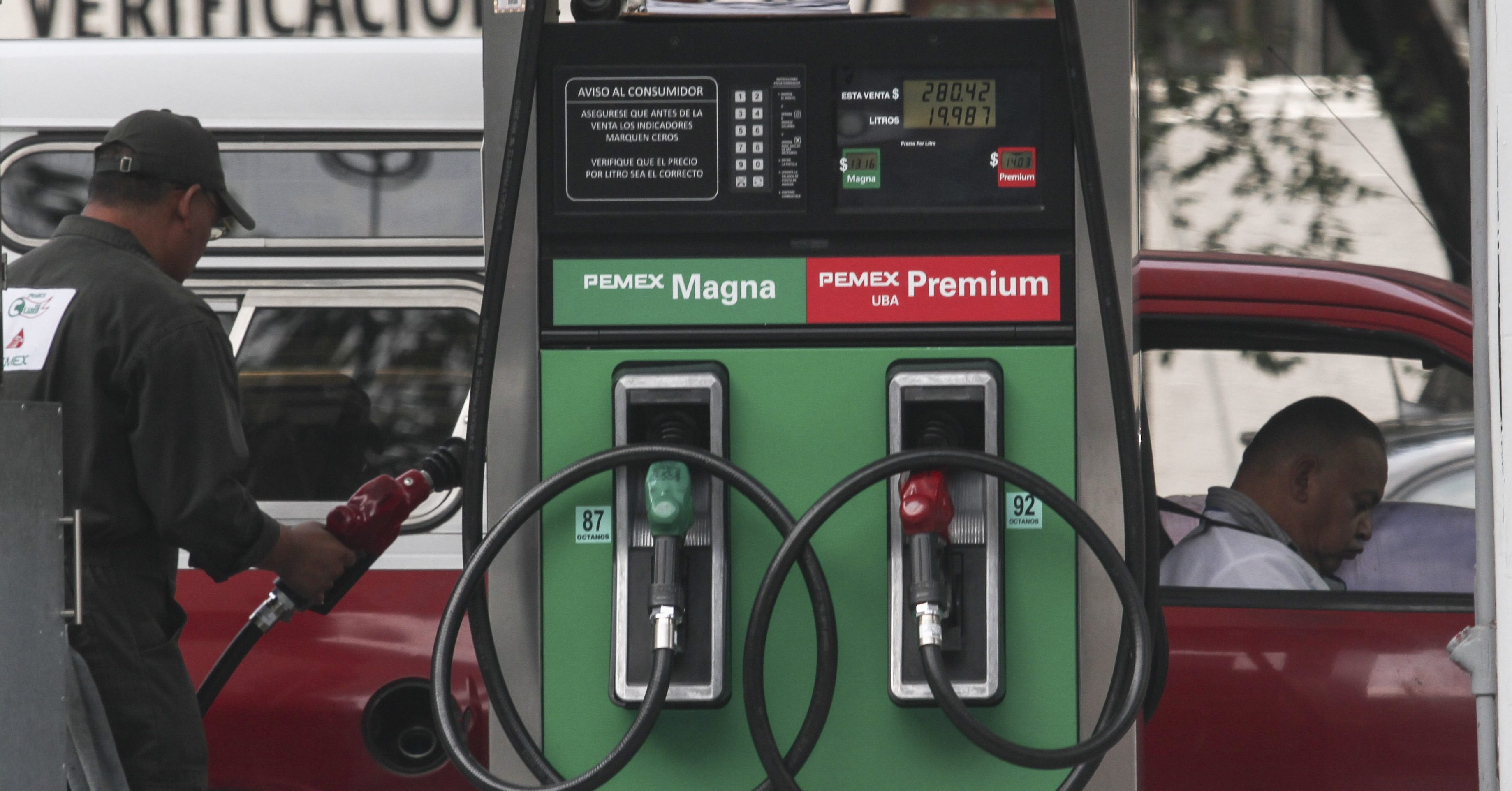 Desde el 21 de febrero los precios de las gasolinas se ajustarán diariamente