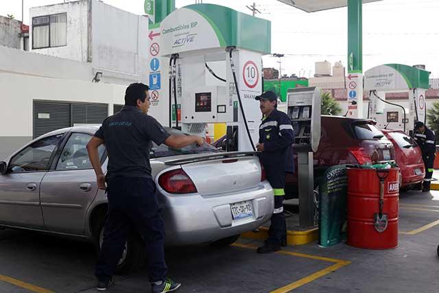 Litros de gasolina incompletos se acabarán con libre competencia: Profeco