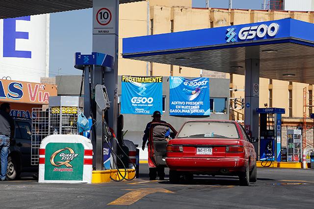 Grupo Glencore pondrá en Puebla 21 estaciones de gasolina G500