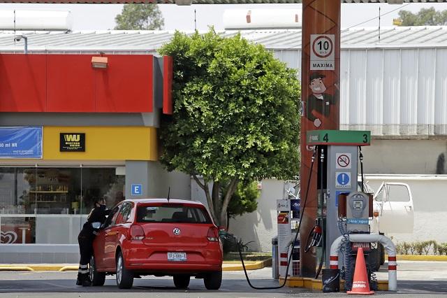 Apuran a gasolineras de Puebla a cumplir con nueva norma