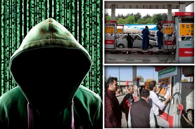 Ataque cibernético paraliza gasolineras en Irán