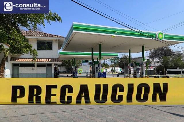 AMLO no podrá cargar gasolina en su visita a Zinacatepec