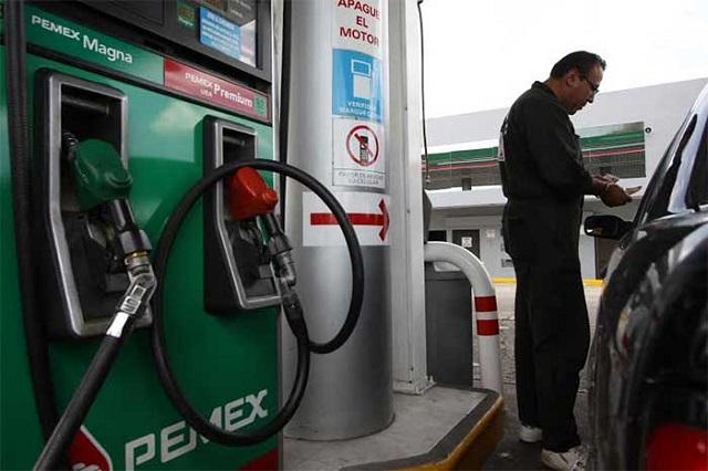 Advierten riesgo por gasolinera entre Coronango y Cuautlancingo