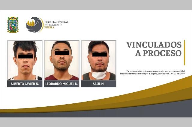 En prisión preventiva por robo a gasolinera en Puebla
