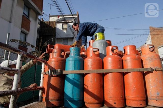 Vuelve a subir el gas en Puebla con todo y tope a precios