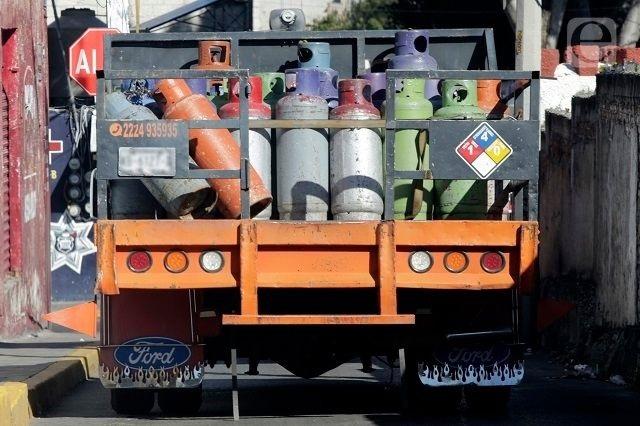 Disminuye 4 pesos el precio del gas en Puebla capital