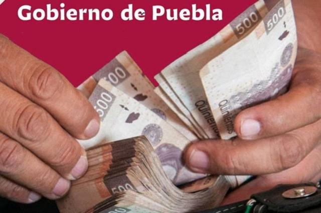 Gasta gobierno de Puebla 4 mil mdp de más en 2019