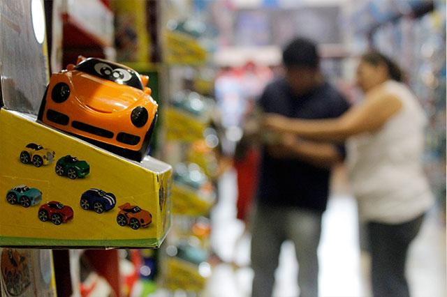 Gasto de 550 pesos por niño, calcula Canacope en Día de Reyes