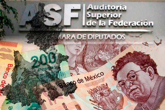 Demanda ASF a Puebla aclarar gasto de 1,136.6 mdp en 2019