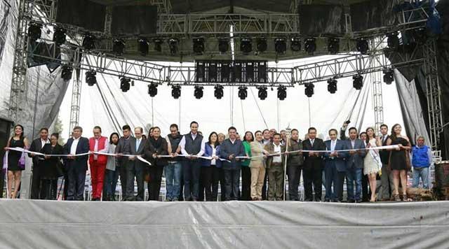 Inauguran primer festival gastronómico 2017 en San Andrés Cholula