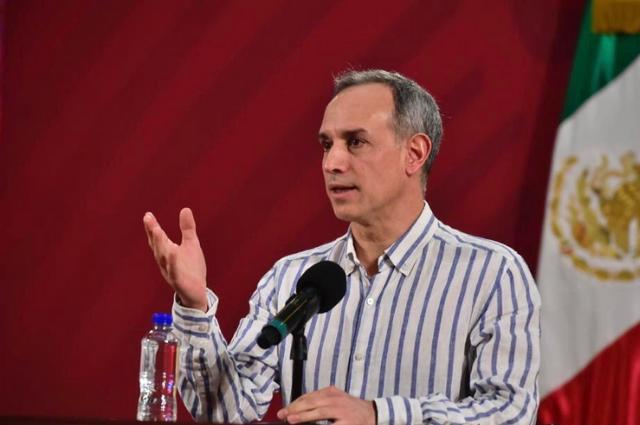 Gatell descarta refuerzo de vacuna Cansino para docentes