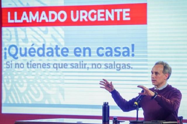 Puebla está en riesgo de descontrol por Covid, dice Gatell