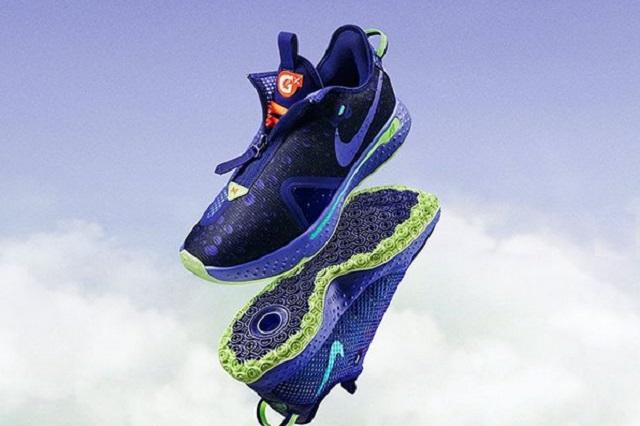 Gatorade lanza tenis en colaboración con Nike