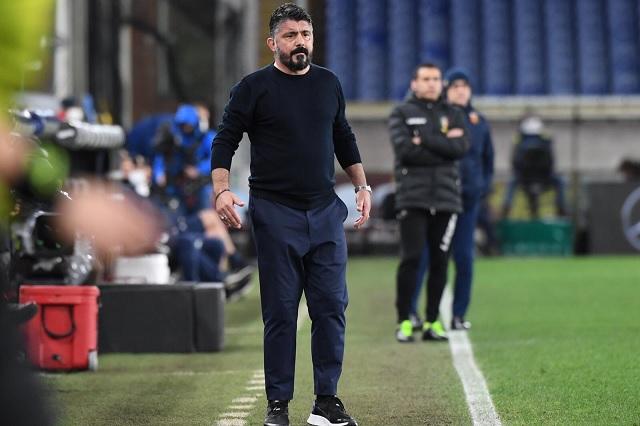 Prensa italiana pone a Gennaro Gattuso fuera del Napoli