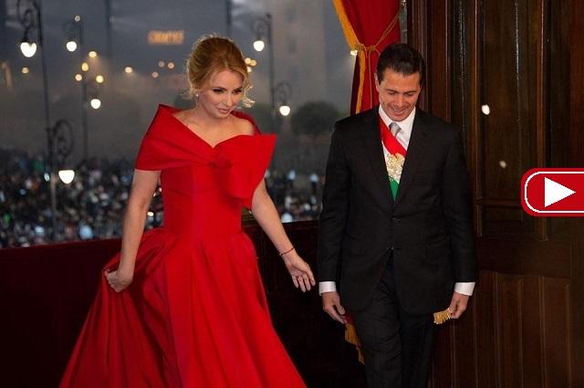 El vestido de esposa de AMLO y los 6 vestidos de la Gaviota