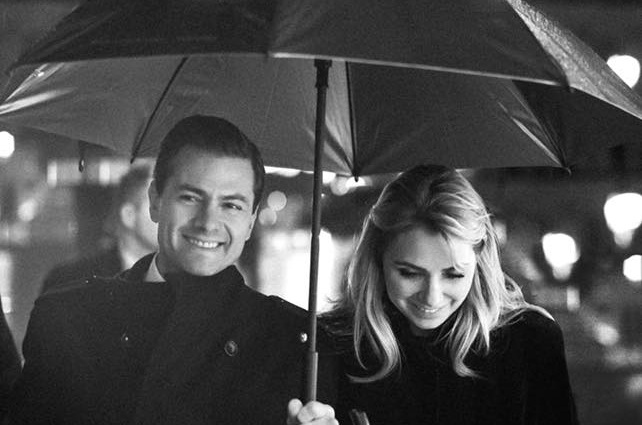 Lord Romántico: Peña Nieto expresa su amor a Angélica Rivera en Instagram