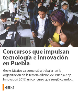 Concursos que impulsan tecnología e innovación en Puebla.