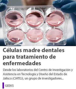 Células madre dentales para tratamiento de enfermedades