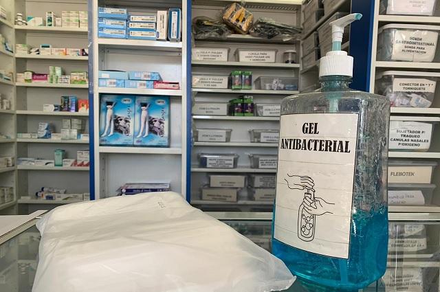 Advierten que gel antibacterial no elimina virus ni bacterias