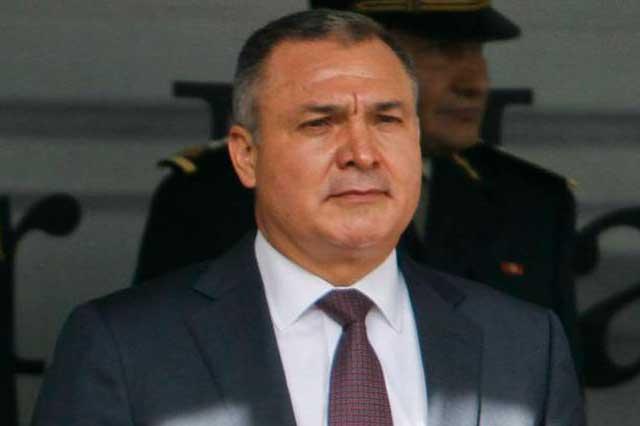 Juicio contra García Luna en EU iniciaría en octubre de 2022