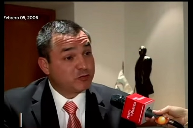 Gertz Manero y fiscal de EU hablan sobre caso García Luna