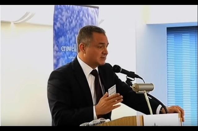 García Luna pide que le fijen fianza de 1 mdd y llevar juicio en libertad
