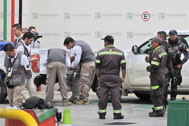 Clausuran dos gasolineras en Puebla por fallas en su servicio