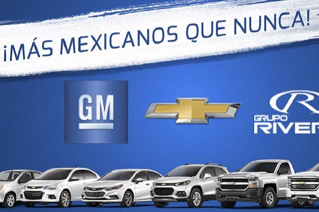 Pese a presiones de Trump, GM fabricará en México el Chevrolet Blazer