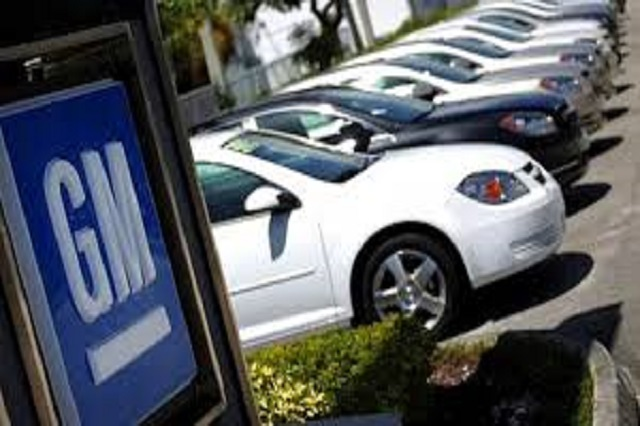 No procede multa en autos modelos 2015 y 2016 — General Motors