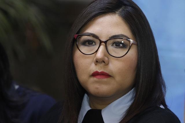 Gente de Genoveva Huerta va contra comisión electoral del PAN