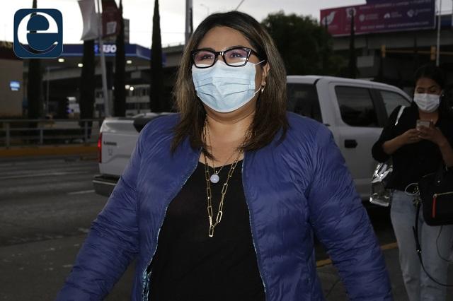 Cambios en el PAN no son para reelegirme: Genoveva Huerta