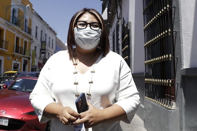 Divulgan audio de compra de votos para Genoveva Huerta