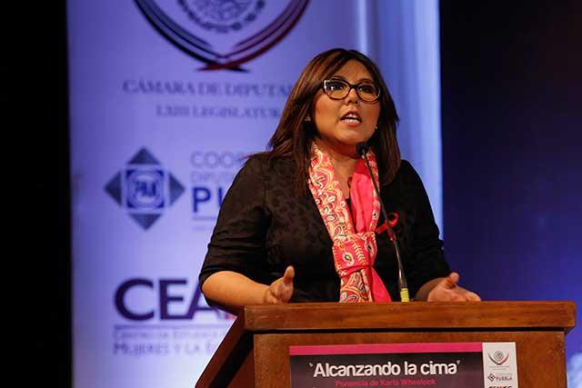 Puebla trabaja bien contra violencia; no requiere Alerta de Género: Huerta