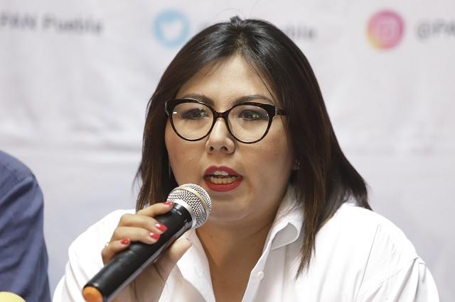 Acusa líder del PAN compra de votos a través de taxis en Puebla