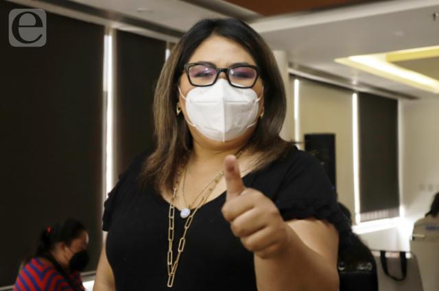 Se apunta Genoveva Huerta para boleta electoral 2024