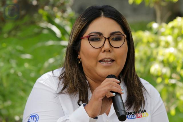Genoveva Huerta deja San Lázaro para ir por reelección en el PAN