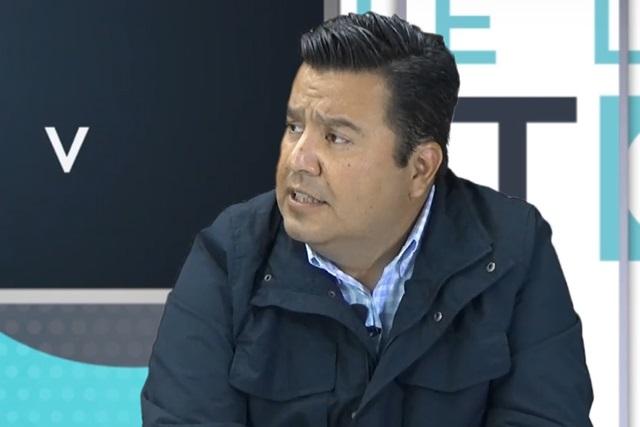 Gente de Gobernación sí apoyó a Eduardo Alcántara, afirma Zaldívar