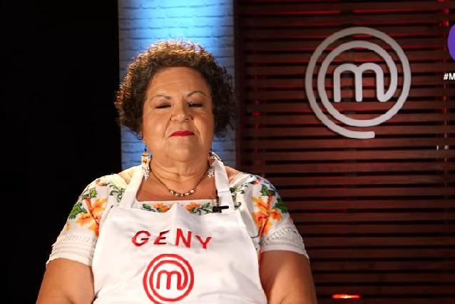 Así es Geny, una de las favoritas para ganar MasterChef México