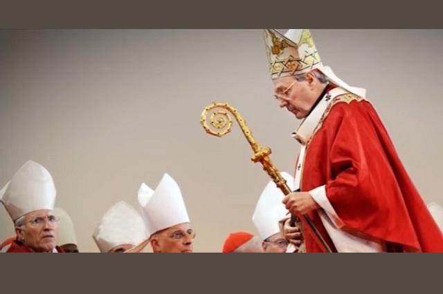 Declaran culpable de crímenes sexuales al número tres de El Vaticano
