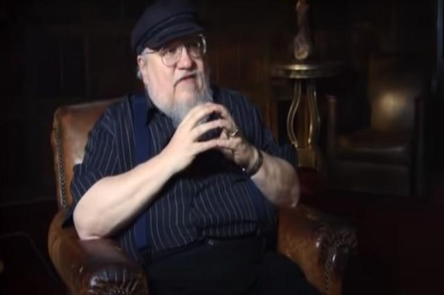 ¿Qué pasará con George R. R. Martín y su libro Vientos de Invierno?