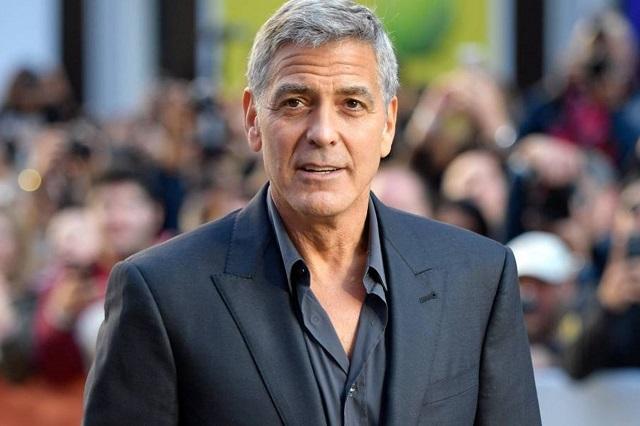 George Clooney confiesa que llegó a pensar en el suicidio